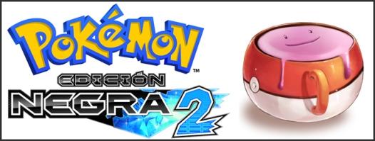 Pokémon Edición Negra 2